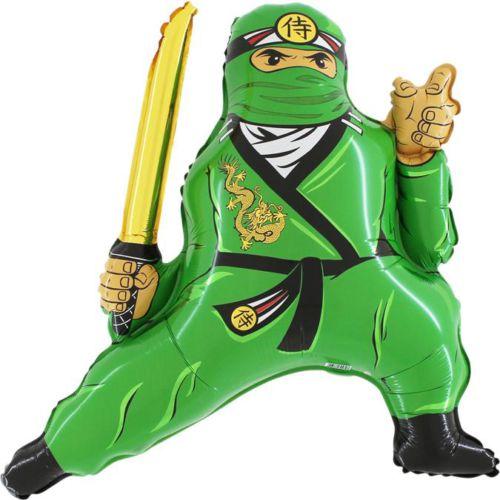 Ниндзя зелёный