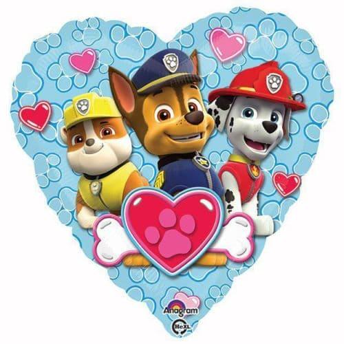 Сердце щенячий патруль