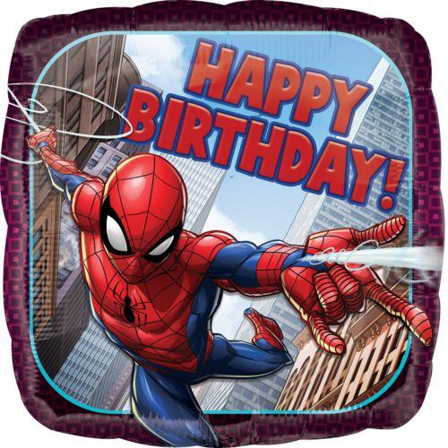 Человек паук Heppy Birthday