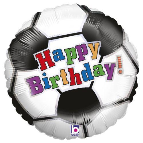 Футбольный мяч Heppy Birthday