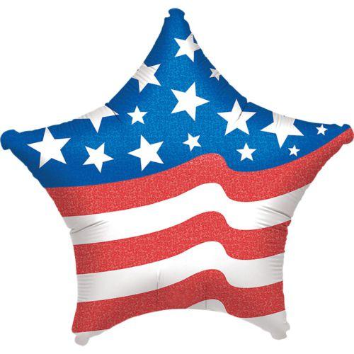 Звезда Американский флаг