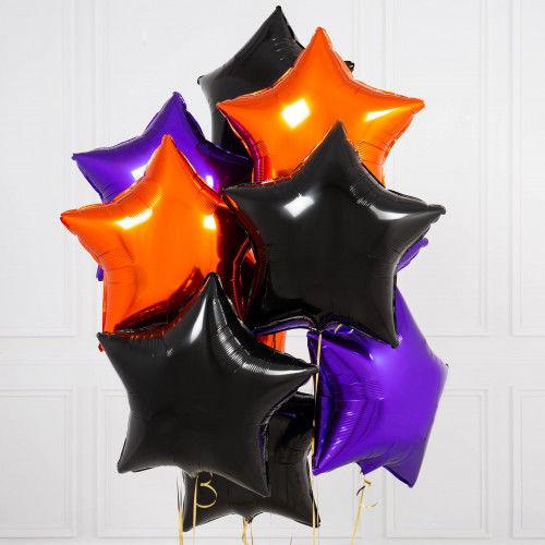 «Halloween» Букет из шаров