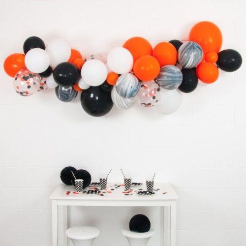 «Halloween» Гирлянда из шаров