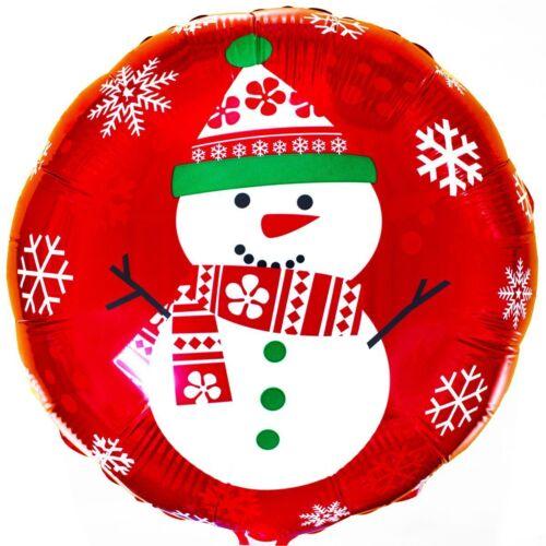 Новый год «Круг Снеговик»