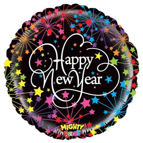 Новый год «Разноцветные звёздочки»