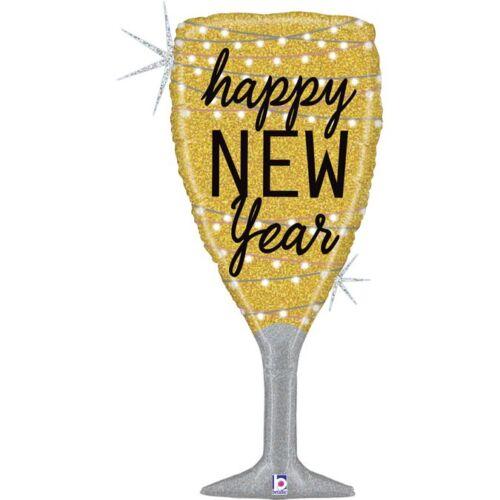 Новый год » Бокал «