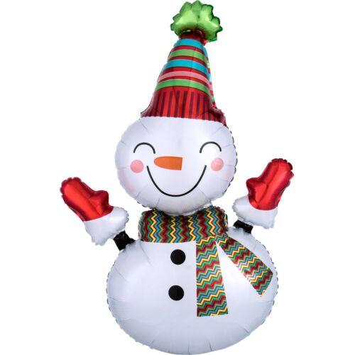 Новый год » Снеговик «