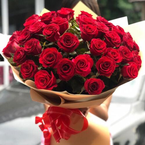 Букет из роз «Танго» - Цветочные букеты